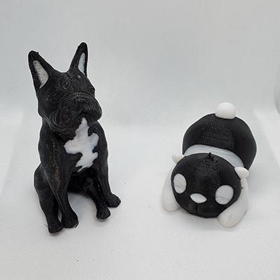 Dog & Panda